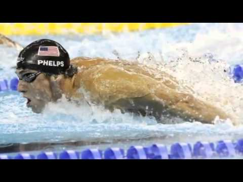 London Olympics Michael Phelps Wins Olympic Gold