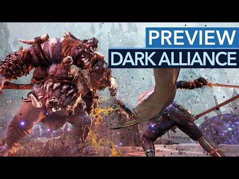 Das neue Dark Alliance spielt nicht mehr in Baldur's Gate! Macht euch aber zu den Avengers von D&D!