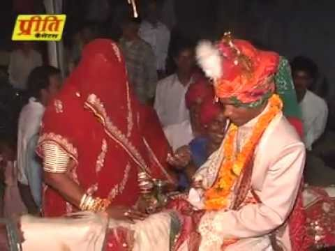 Saat Supari Laada - Rajasthani Marriage Video New Song Of 2012 By Kushtharam - Wedding Special video