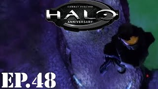 Halo: Combat Evolved Anniversary - Part 48_ Beam Me Up - Walkthrough / Let's Play