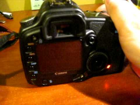 Err 99 - Canon 30d