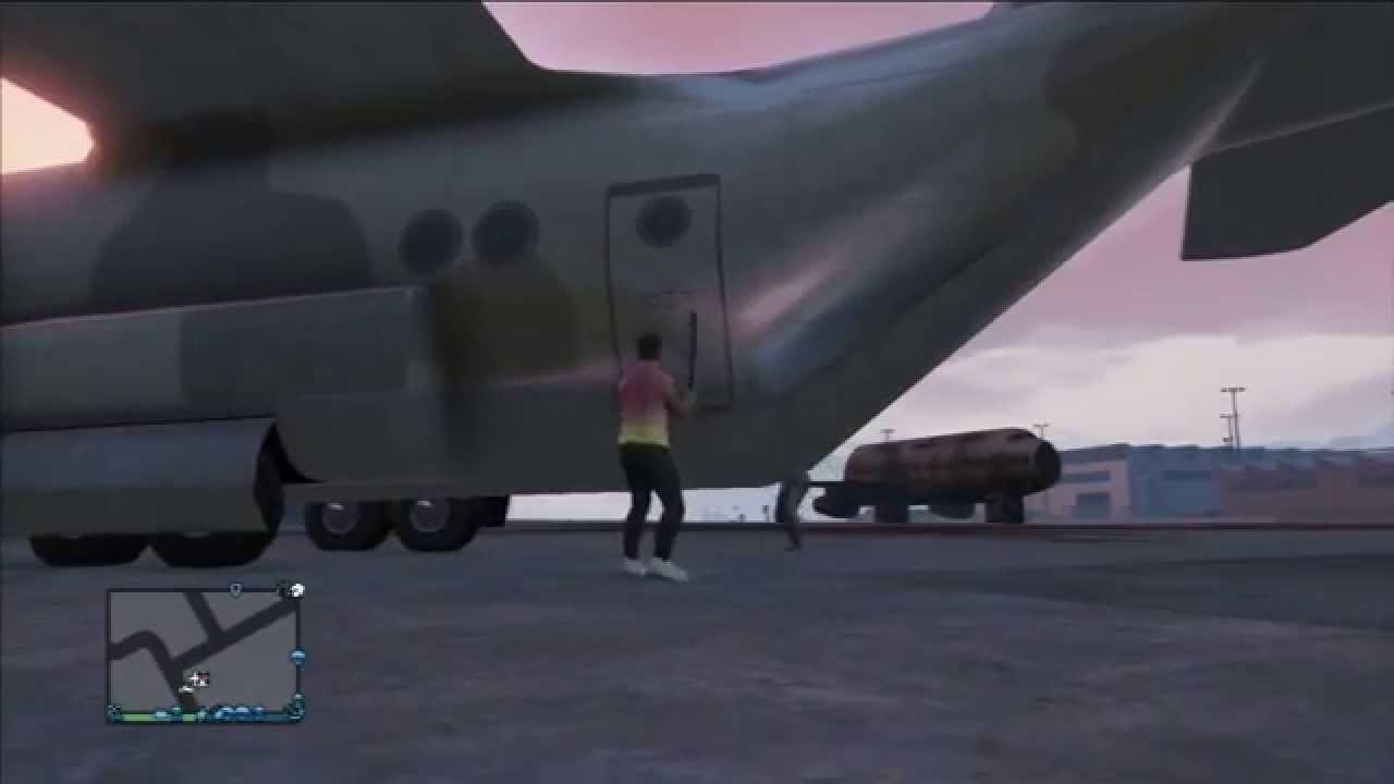 gta v comment avoir le titan