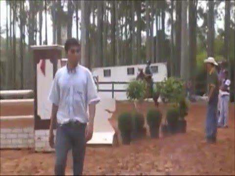 Égua saltando 1,20 - A Venda