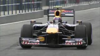 Formula 1 2010 - Red Bull Racing - Car Launch