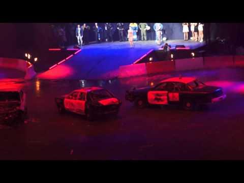 Hard Derby 2013 в Олимпийском - Авто Бои на выживание 3. Дуэль с Шерифом