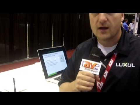 InfoComm 2013: Luxul Shows the XAP-1030 Wireless Access Point