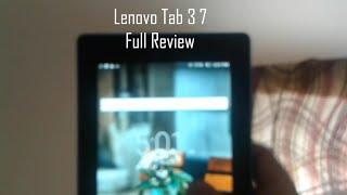 مراجعة تابلت  Lenovo Tab 3 7