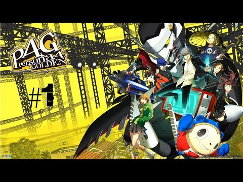 #1 Willkommen in Inaba-Let's Play Persona 4 Golden (DE/HD/100%)