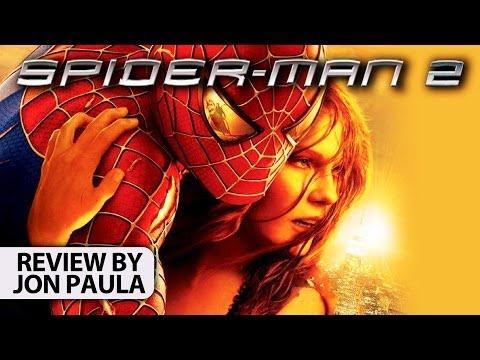 Spider-Man 2 (2004) -- Movie Review #JPMN