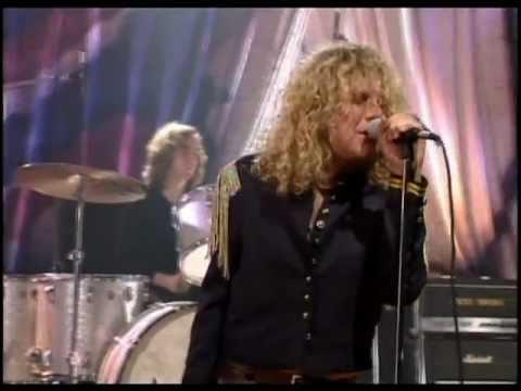 Jimmy Page & Robert Plant  1998 Black Dog ABC American Music Awards version