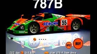 Gran Turismo 3 Car Dealer Showcase