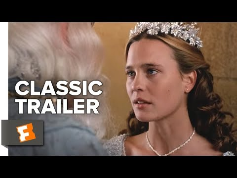 The Princess Bride Official Trailer #2 - Wallace Shawn Movie (1987) HD