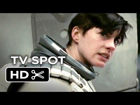 Interstellar TV SPOT - Risk (2014) - Anne Hathaway, Jessica Chastain Sci-Fi Movie HD