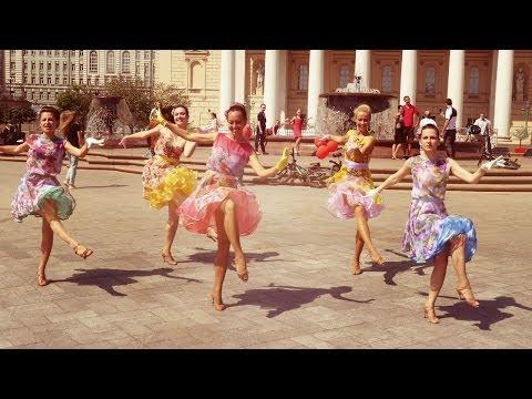"""Шоу-балет Корасон (Corazon Dance Show), танец """"Москва"""" (Стиляги)"""