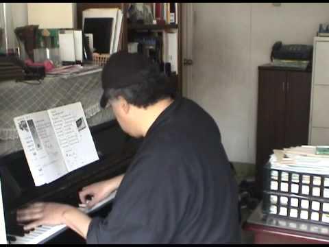 Japan Journal-Piano Practice Medley