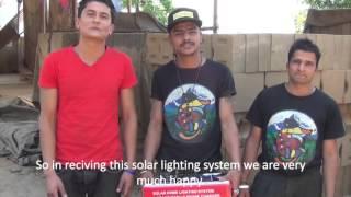Solar forward Takure, Sindhupalchok