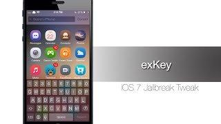 exKey - iOS 7 Jailbreak Tweak: Hands-on
