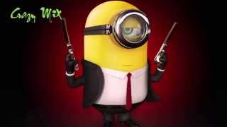 Minions - Bad Blood - Remix - Crazy Mix