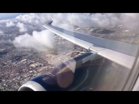 US Airways A319 Takeoff From Phoenix Sky Harbor International Airport