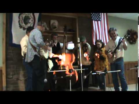 Buck Mtn. String Band - Romney,WV Fund Raiser
