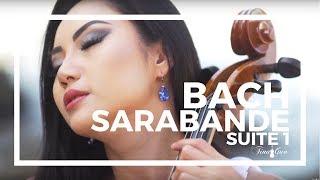 Sarabande from Bach's Cello Suite No. 1 - Tina Guo