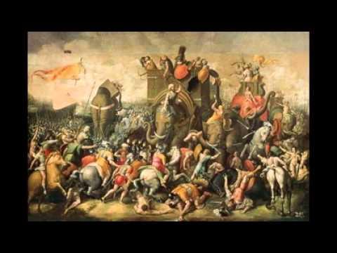 Anibal y las guerras Punicas Los pasajes de la historia