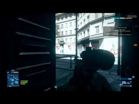Battlefield 3 Ultra Graphics Radeon HD 6950  i5-2500K [MAX] (Beta)