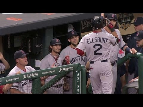 Ellsbury crushes his second homer of the game