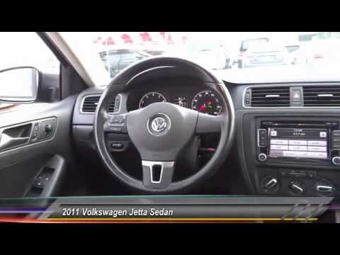 2011 Volkswagen Jetta Sedan INGLEWOOD,LOS ANGELES,LONG BEACH,TORRANCE,SANTA MONICA 15C0233A