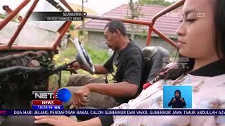 Menikmati Wisata Gunung Berapi, Gunung Kelud Di Kediri, Jatim - NET 16