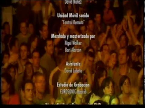 La Oreja de Van Gogh - Gira 2003 (Concierto Completo)
