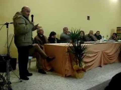 """Francavilla Marittima:""""Premio annuale sull'umorismo""""3°Parte"""