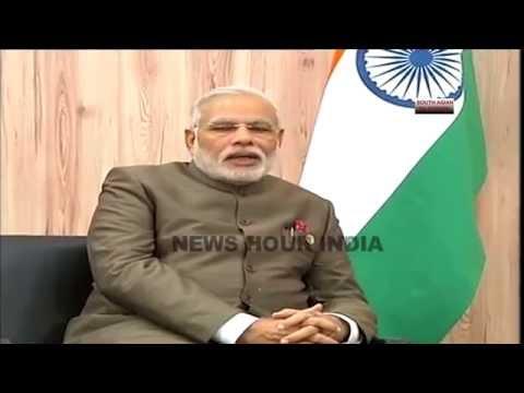पुतिन से मिले नरेंद्र मोदी/Narendra Modi meets Putin/Нарендра Моди встретился с Путиным