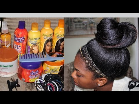 My Winter Hair Regimen | Very Detailed | Products Shown