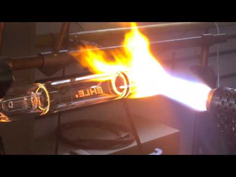 making of a stem on a 5 mm tube