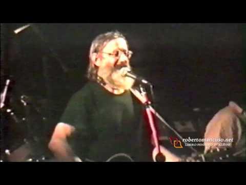 I Nomadi – Augusto Daolio: Knockin' On Heaven's Door (Bob Dylan) RARITA' – LIVE 1991