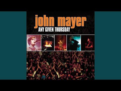 Covered in Rain (Live at the Oak Mountain Amphitheater, Birmingham, AL - September 2002)