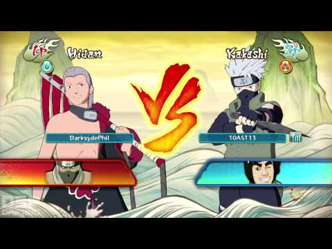 DSP tries it: Getting destroyed in Naruto Shippuden: Ultimate Ninja Storm Revolution Online