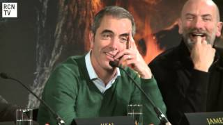 The Hobbit Cast Joke About Sleeping With Each Other