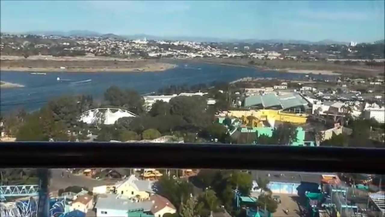 Seaworld San Diego Rides Skytower Ride at Seaworld San