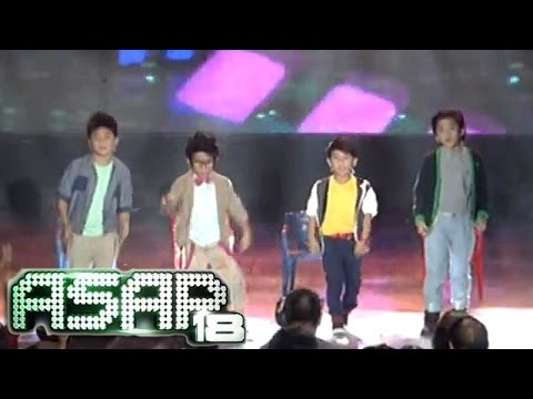 ASAP presents Kanto Boys Junior
