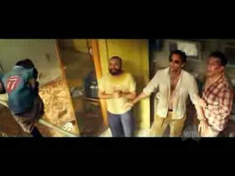 Stuntman Scott McLean injured filming The Hangover 2