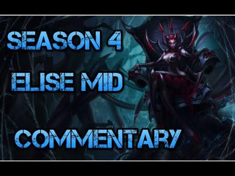 Elise Mid Season 4 Live
