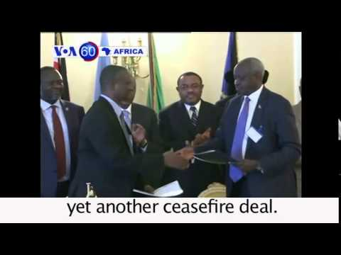 UN: Ebola still advancing in Sierra Leone VOA60 Africa 08-26-2014