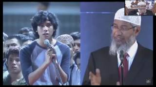 'Why Islam Allows Sex With Slaves'   Zakir Naik in Indonesia