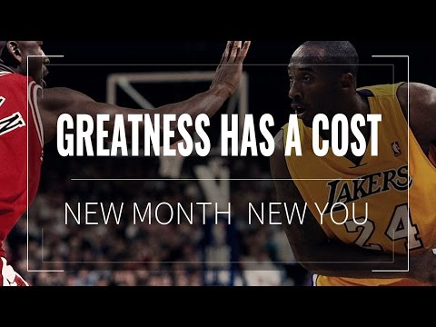 Greatness Has A Cost (Kobe Bryant Retirement Tribute)