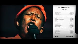 VBS Theft, Money Laundering & Life's Little Luxuries: Julius Malema's time of spending dangerously