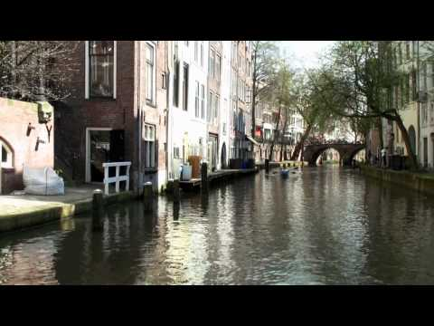 Boat trip through old Utrecht