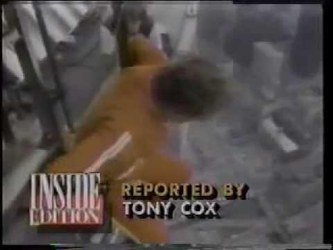 Stuntman Dar Robinson Tragic Death
