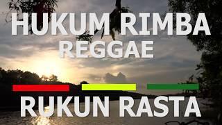 MARJINAL - HUKUM RIMBA (Reggae Cover RUKUN RASTA)